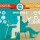 digital and traditional marketing