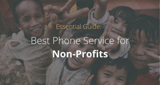 Best Phone Service for Non-Profits